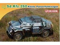 Immagine di Dragon - 1/72 Sd.Kfz.260 Kleine Panzerfunkwagen 7446D