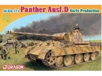 Immagine di Dragon - 1/72 Sd.Kfz.171 Panther D Early Production 7494D
