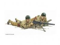Immagine di Dragon - 1/6 U.S. M1919 .30cal MACHINE GUN 75010D