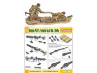 Immagine di Dragon - 1/6 British PIAT e Enfield No.4 Mk.I Rifle 75027D