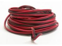 Immagine di DS Electronic Racing Products - Wire for track power:  10m. one piece Black-red wire. DSSDS-0023