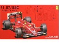 Immagine di Fujimi - Kit 1/20 Ferrari F187/88c 09049