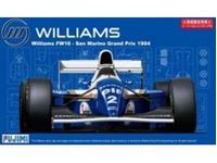 Immagine di Fujimi - KIT 1/20 Williams FW 16 SENNA San Marino (Imola) 09058