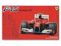 Immagine di Fujimi - Kit 1/20 Ferrari F10 German GP 09094
