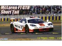 Immagine di Fujimi - Kit 1/24 MCLaren F1 GTR Short Tail Le Mans 1995 12602
