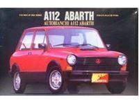 Immagine di Fujimi - KIT 1/24 AUTOBIANCHI A112 ABARTH 12617