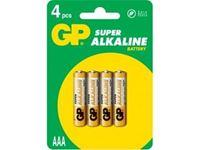 Picture of Blister da 4 pile Ministilo Super Alcaline tipo AAA