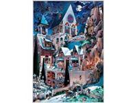 Immagine di PUZZLE TRIANGOLARI 2.000 PEZZI Loup Castle of Horror