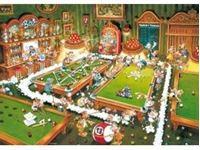 Immagine di PUZZLE TRIANGOLARI 1.000 PEZZI Billiard, Ryba