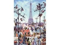 Immagine di PUZZLE STANDARD 1.000 PEZZI Loup Eiffel Tower