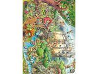 Immagine di PUZZLE TRIANGOLARI 1.500 PEZZI Prades Fairy Tales
