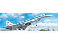 Immagine di ICM - 1:144 - Tupolev-144D, Soviet Supersonic Passenger Aircraft 14402