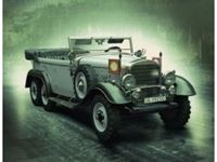 Immagine di ICM - 1:24 Typ G4 (1935 production), German Personnel Car 24011