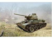 Immagine di ICM - 1:35 ?-34/76 (late 1943 production), WWII Soviet Medium Tank (100% new molds) 35366
