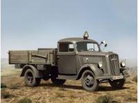 Immagine di ICM - 1:35 Typ 2,5-32 (1,5 to), WWII German Light Truck 35401
