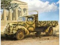 Immagine di ICM - 1:35 - V3000S (1941 production) , German Army Truck 35411