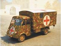 Immagine di ICM - 1/35 Lastkraftwagen 3,5 t AHN with Shelter, WWII German Ambulance Truck 35417