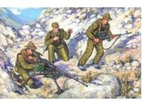 Immagine di ICM - 1:35 - Soviet Special Troops (1979-1988) (3 figures - 1 officer, 2 soldiers) 35501