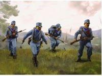 Immagine di ICM - 1:35 Austro-Hungarian Infantry (1914) (4 figures) 35673