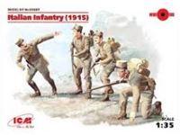 Immagine di ICM - 1/35 Italian Infantry (1915) (4 figures) 35687