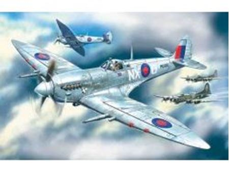 Immagine di ICM - 1:48 - Spitfire Mk.VII, WWII British Fighter 48062