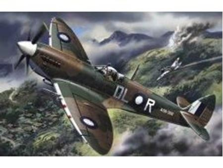 Immagine di ICM - 1:48 - Spitfire Mk.VIII, WWII British Fighter 48067