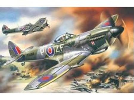 Immagine di ICM - 1:48 - Spitfire Mk.XVI, WWII British Fighter 48071