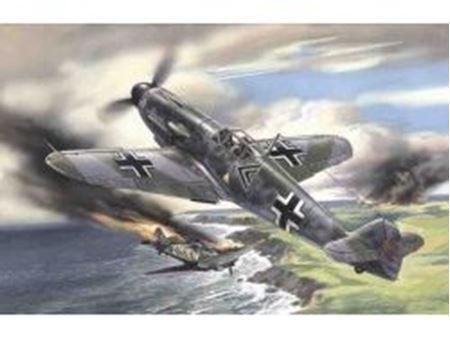 Immagine di ICM - 1:48 - Messerschmitt Bf 109F-2, WWII German Fighter 48102
