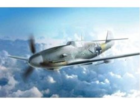 Immagine di ICM - 1:48 - Messerschmitt Bf 109F-4/R6, WWII German Fighter 48107