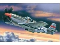Picture of ICM - 1:48 - Mustang P-51C, WWII American Fighter 48121