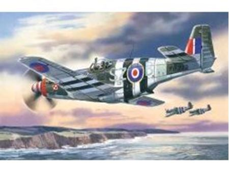 Immagine di ICM - 1:48 - Mustang Mk.III, WWII RAF Fighter 48123