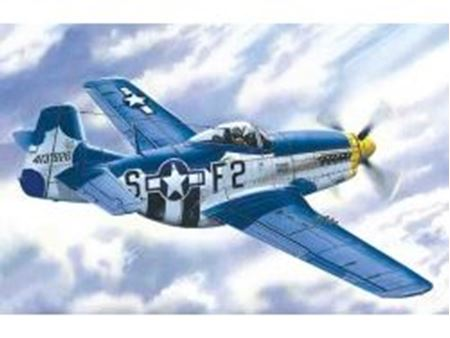 Immagine di ICM - 1:48 - Mustang P-51D-15, WWII American Fighter 48151