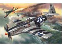Immagine di ICM - 1:48 - Mustang P-51K, WWII American Fighter 48154