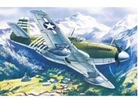 Picture of ICM - 1:48 - Mustang P-51A, WWII American Fighter 48161