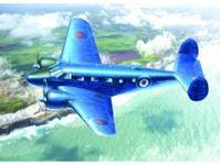 Immagine di ICM - 1/48 Expeditor II, WWII British Passenger Aircraft 48182