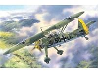 Immagine di ICM - 1:48 - Hs 126A-1 ,WWII German Reconnaissance Plane 48211