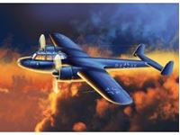 Immagine di ICM - 1/72 Do 17Z-10, WWII German Night Fighter (100% new molds) 72303