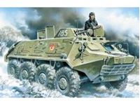 Picture of ICM - 1:72 - BTR-60PB, Armoured Personnel Carrier 72911