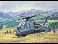 Picture of Italeri - 1/72 RAH-66  COMANCHE 0058S