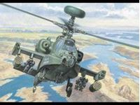 Picture of Italeri - 1/72 AH-64 D APACHE LONGBOW 0080S