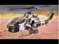Picture of Italeri - 1/72 AH-1W SUPER COBRA 0160S
