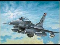 Immagine di Italeri - 1/72 F-16 C/D NIGHT FALCON 0188S