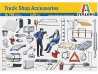 Immagine di Italeri - 1/24 Truck Accessories 0764S