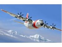 Immagine di Italeri - 1/72 C-130J U.S. Coast Guard Include super decal per 2 versioni Guardia costiera & Marina Americana - Istruzioni a colori 1348S