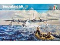 Immagine di Italeri - 1/72 Sunderland Mk. III 1352S