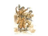 Immagine di Italeri - 1/56 COMMONWEALTH INFANTRY 1943-45 15604S