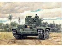 Immagine di Italeri - 1/56 Cromwell Mk.IV NUOVO STAMPO include colla, colore e pennello 15654S