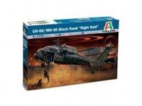 Immagine di Italeri - 1/48 UH-60 A/ MH-60 Black Hawk ?Night Raid? 2706S