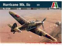 Immagine di Italeri - 1/48 Hurricane MK II C Nuovo stampo - include super decal per 6 versioni e fotoincisioni - Istruzioni a colori 2726S