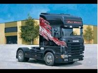 Picture of Italeri - 1/24 SCANIA 164L TOPCLASS 580 CV 3819S